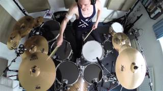 Performing the New Sabian B8X Cymbals (by Louis Sellers)