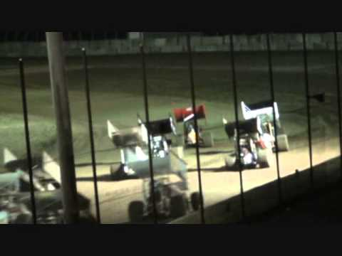 WOW Sprint Seires L A Raceway 4 13 14 Full Program Video
