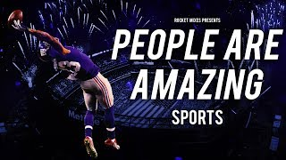 People Are Amazing - Sports