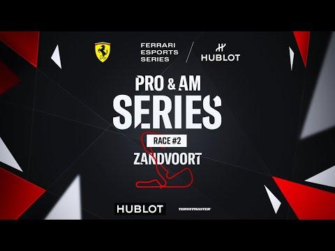 Ferrari Hublot Esports Series - PRO and AM Series - Race #2