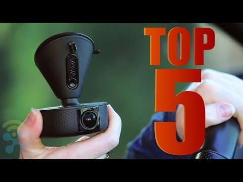 5 Best Dash Cameras For Car