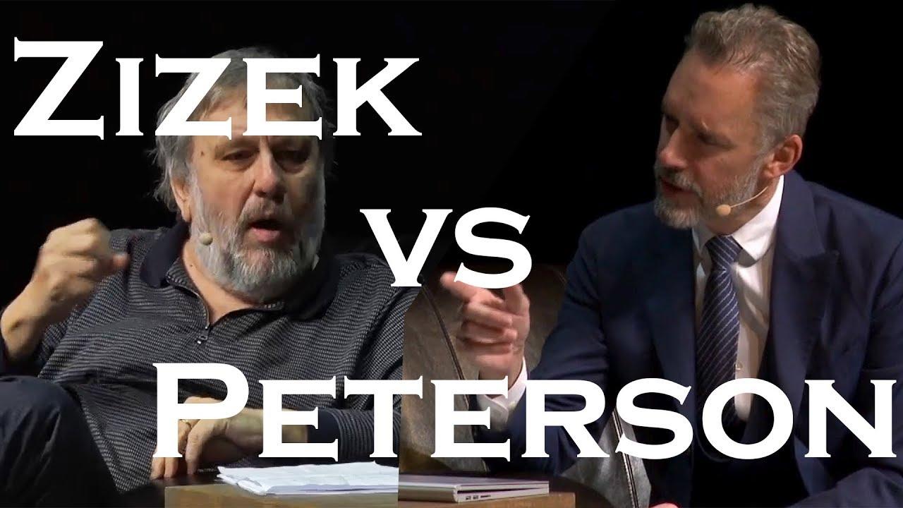 Žižek v Peterson
