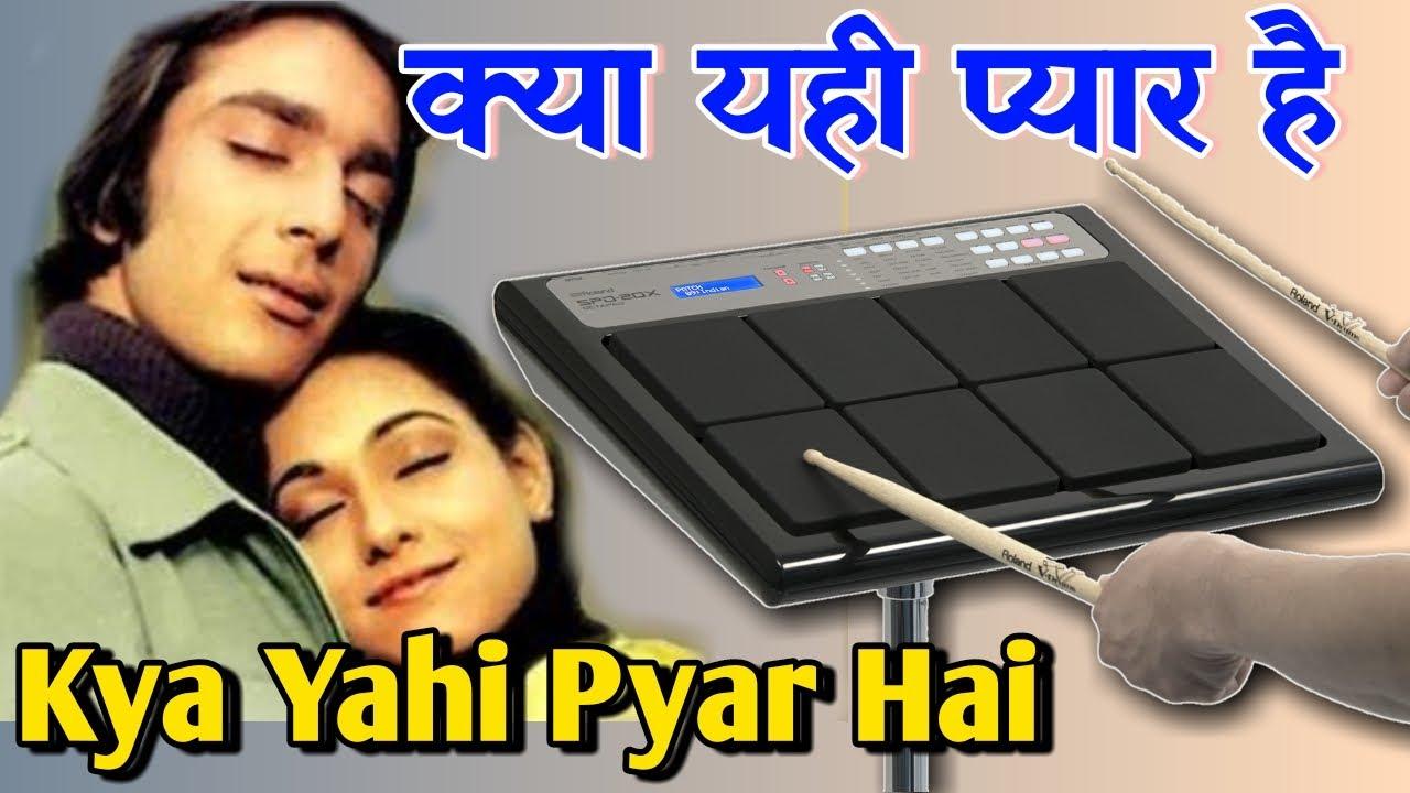 Kya Yahi Pyar Hai | Octapad SPD 20 & SPD 20X New Patch Editing | क्या यही प्यार है ओक्टापैड