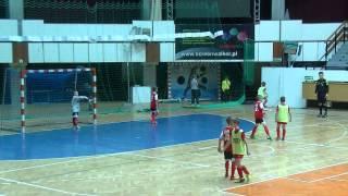 OLSZTYN24: Noworoczny Turniej Piłki Nożnej Dzieci: mecz o 3. miejsce