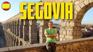 SEGOVIA y el acueducto mejor conservado del mundo | ESPAÑA