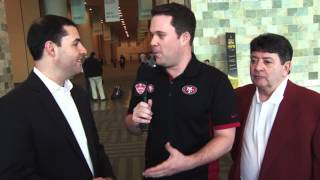 Gambar cover Jed York and Eddie DeBartolo Discuss Hall of Fame and SB50