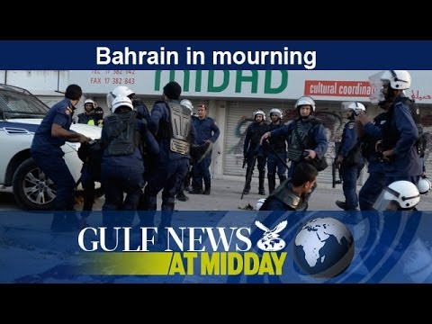 Bahrain in mourning - GN Midday