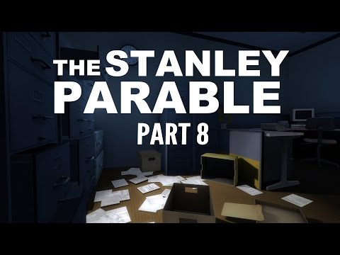 The Stanley Parable part 8: Please rate your experience