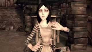 (PC) Alice Madness Returns 1080p60fps New Mic/Pop Filter Test