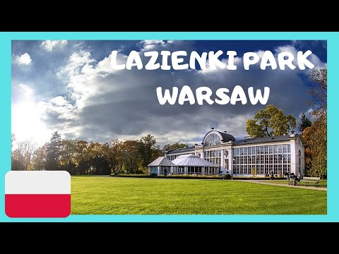 WARSAW: Beautiful palaces, statues and nature at  ŁAZIENKI PARK (POLAND)