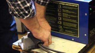 Выполнение приварки установкой ЭХЗ-КТС(Показан процесс подготовки и приварки наконечника с выводом ЭХЗ к трубопроводу с применением установки..., 2015-04-23T14:11:02.000Z)