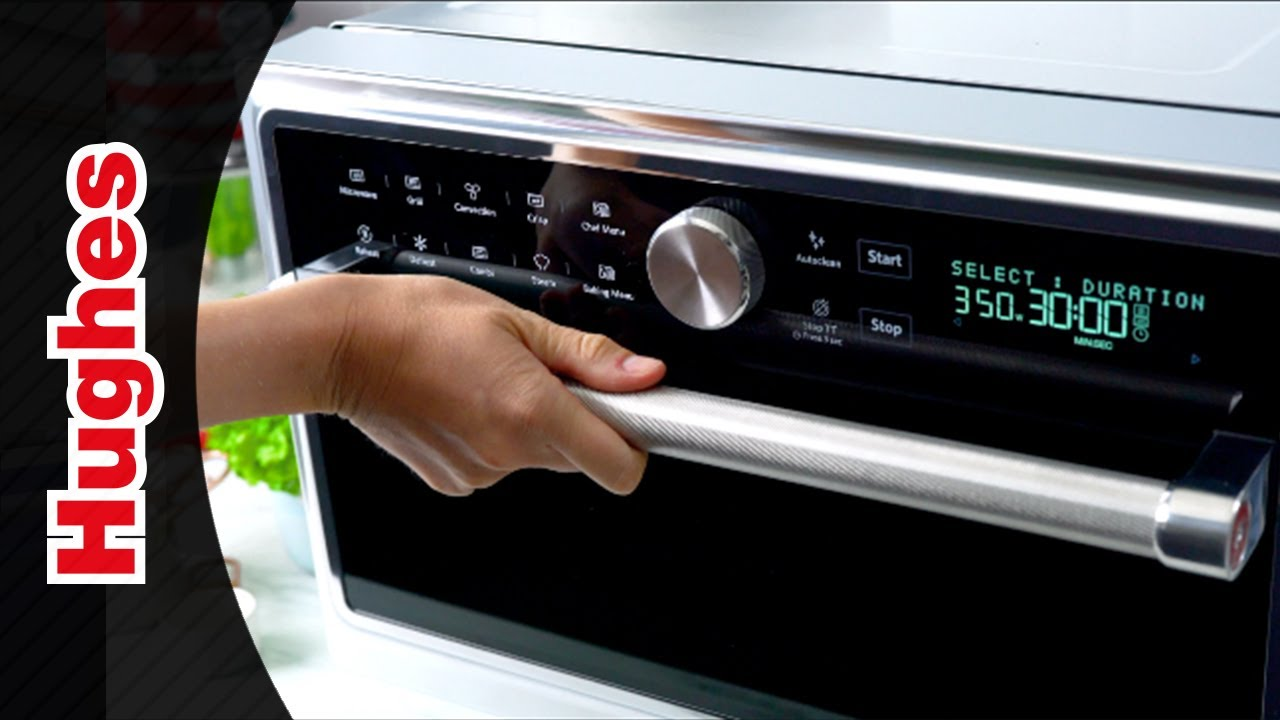 cook to perfection with a kitchenaid combination microwave