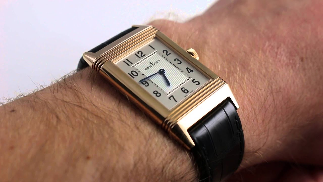 93cb47e7a5b8a Jaeger-LeCoultre Reverso Ultra Thin Rose Gold Q2782520 Luxury Watch Review