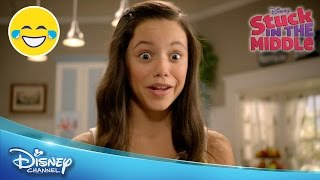 Stuck In The Middle | The Big Day 😱 | Disney Channel UK