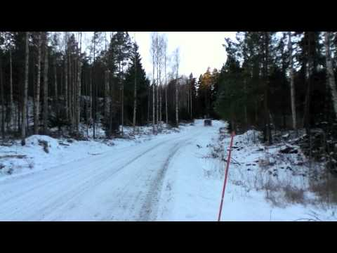 VW-Bus T5 Snow Travel Winter Ride Studded Tyres V-Dub Eurovan