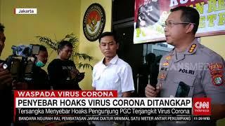 Gambar cover Penyebar Hoaks Virus Corona Ditangkap | REDAKSI SIANG (19/03/20)