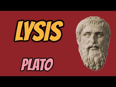 LYSIS by PLATO |   AudioBooks
