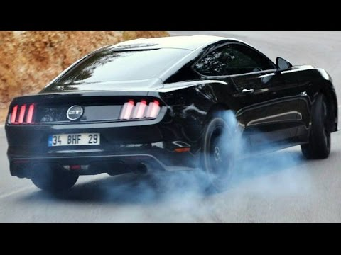 Test - Ford Mustang GT