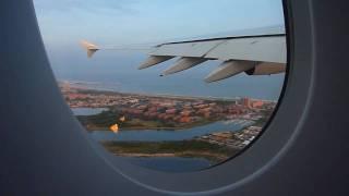 New York (JFK) Takeoff - Air France 7 - A380-800