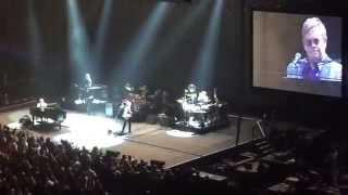 Elton John Crocodile Rock live in Dublin