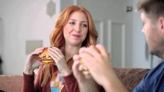 """Wendy's Bacon Portabella Melt """"not Weird"""" :15"""