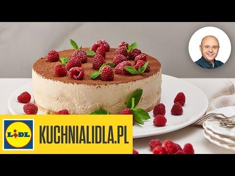 Torcik Serowy à La Tiramisu Paweł Małecki Przepisy Kuchni Lidla
