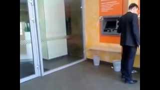 Отношение к клиентам в Сбербанке в г. Тольятти ул.Л.Чайкиной 43а Доп.офис №8213/0107(У девушки банкомат съел деньги и отключился. Сотрудники банка с начало её пытались игнорировать,а когда..., 2013-07-06T09:01:21.000Z)