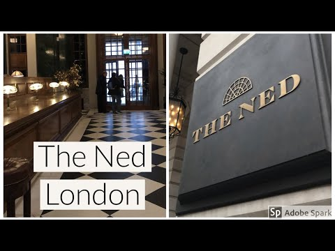 The Ned London | At Christmas