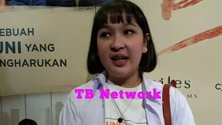 Reaksi Agatha Pricilla Ditanya Soal Pacar - TB Network