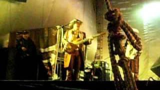 el meneito - grupo exterminador baile de feria en SAN BARTOLOME COHUECAN PUEBLA 2009