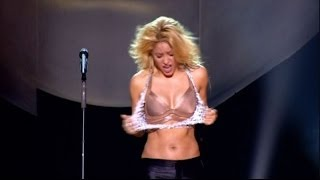 Shakira Sexy Shake (Live From Paris HD)