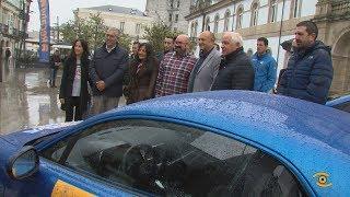 Noticia de Lugo: Presentación 41º Rallye San Froilán