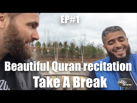Taking a break with Quran #1