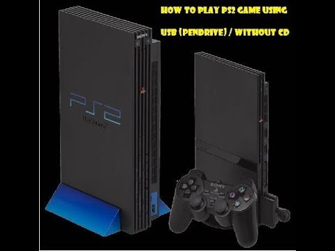 How To Play PS2 Games With USB Without Disc (100% Working)