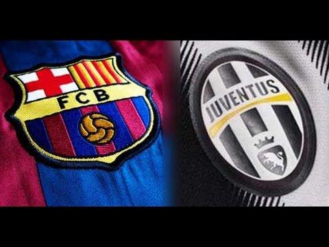 Barcelone - Juventus