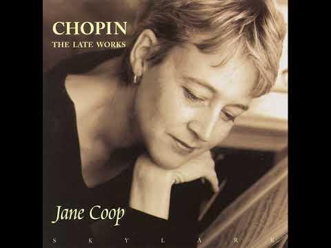 chopin | berceuse in d-flat major, op. 57 | jane coop