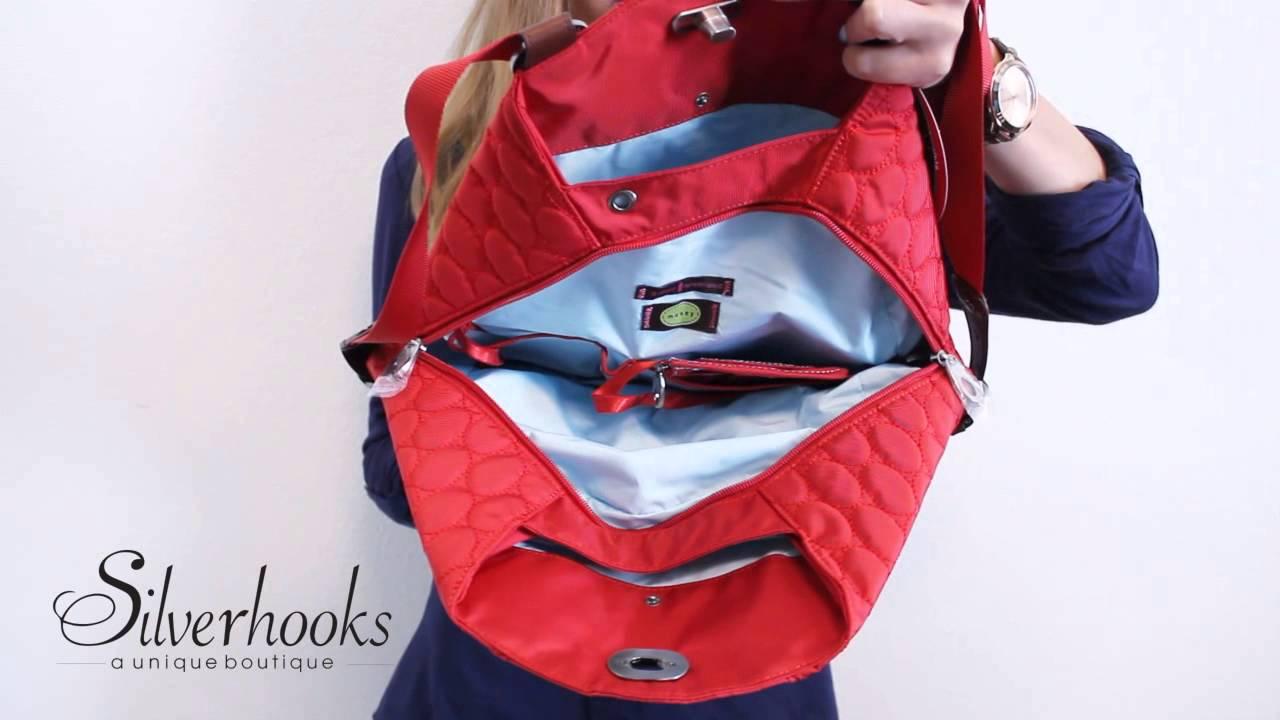 Mosey Life Bag Convertible Backpack