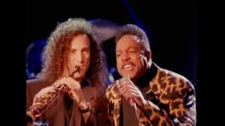 KENNY G & PEABO BRYSON - 🎷 BY THE TIME THIS NIGHT IS OVER 🎷 1992
