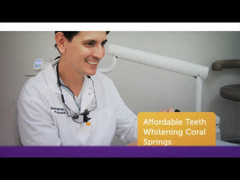 Advanced Dentistry - Affordable Teeth Whitening in Coral Springs