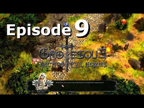 Grotesque Tactics Evil Heroes Gameplay Episode 9  