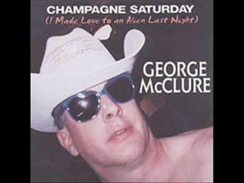 GEORGE McCLURE music TAKE ME BACK TO TULSA - cow jazz Western & swing cowjazz