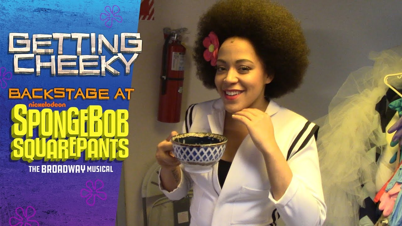 Episode 7: Getting Cheeky: Backstage at SPONGEBOB SQUAREPANTS with Lilli  Cooper