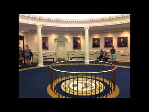 Hall of Presidents Music