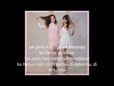 Jebe and Petty Di dekatmu lyrics