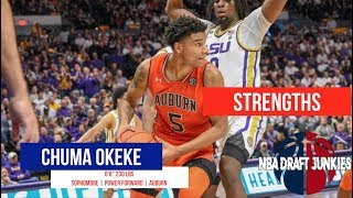 2019 NBA Draft Junkies Profile | Chuma Okeke - Offensive Strengths