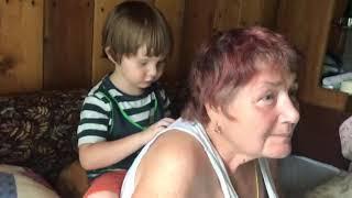 Семейный волонтёр-массажНик