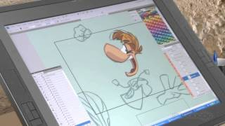 Rayman Origins - Michel Ancel Video Interview (PS3, Xbox 360)