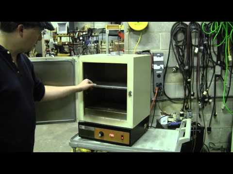 Fisher Isotemp Oven Model 215G