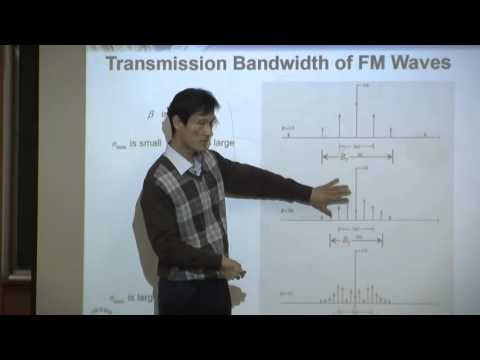 Communication System I (통신시스템 1) Lecture 13