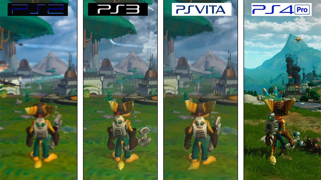 Ratchet Clank Rift Apart On Ps5 Promises A Great Game Regard